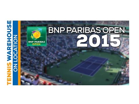 BNP Paribas Open 2015