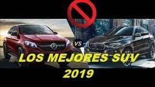 LOS MEJORES AUTOS SUV DEL 2019