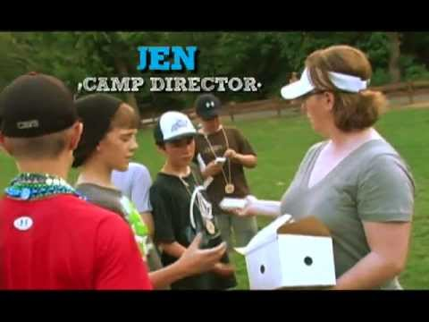 Counselor Intro - Camp Angelos Fishing Camp 2009