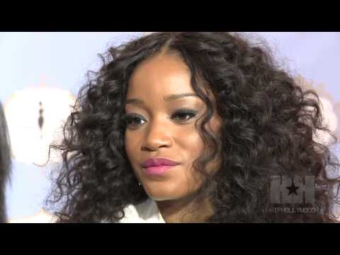Keke Palmer Talks TLC Biopic!-HipHollywood.com