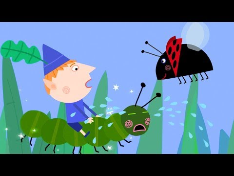 Ben and Holly's Little Kingdom | Betty the Worm Can't Fly | 1Hour | HD Cartoons for Kids
