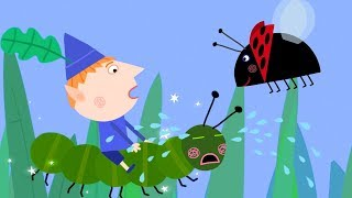 Ben and Holly's Little Kingdom   Betty the Worm Can't Fly   1Hour   HD Cartoons for Kids