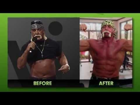Hulk Body Paint Fat