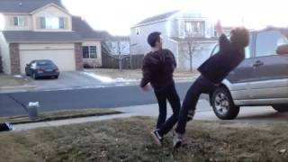 "Dance video ""Not afraid to die"" by Dj ice"