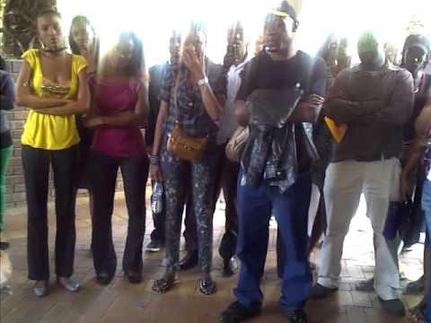 Unisa Radio Botswana students visit