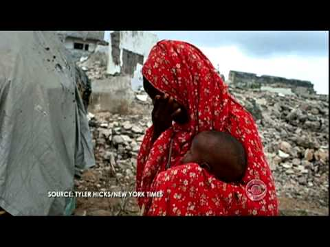 Starvation crisis in Somalia