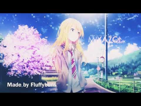 Your Lie In April Medley! ~NIGHTCORE~ ~leeandlie & Dima~