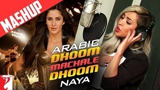 අහලා පුරුදු හින්දි සින්දුවක්, ආරබි භාෂාවෙනුත් අහමුද...? Dhoom Machale Dhoom - Arabic Song