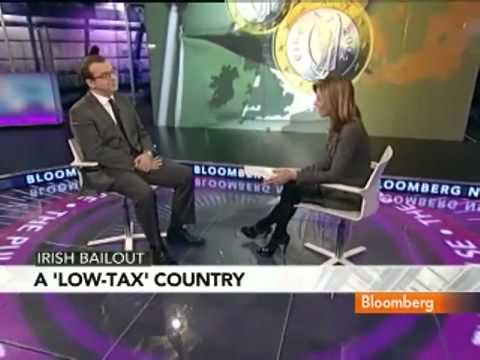 Goldman's Daly Says Irish Banks May Stabilize 'Quickly'.flv
