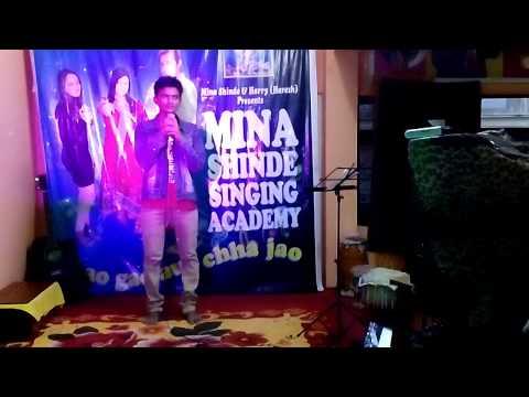 Indias Raw Star Audition Video - Neel  Patel  - Video #1