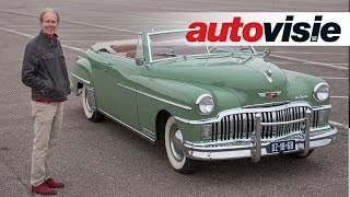 Uw Garage: DeSoto Custom Convertible (1949)