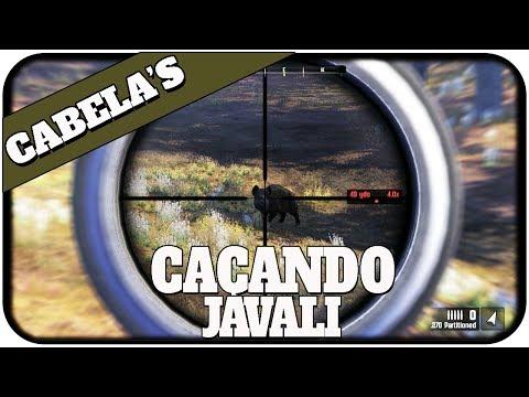 Cabela's Big Game Hunter Pro Hunts - Caçando Javali