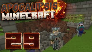 LA GRAN EXPLOSIÓN!! | #APOCALIPSISMINECRAFT2 | EPISODIO 29 | WILLYREX Y VEGETTA