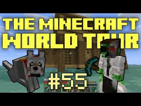 The Minecraft World Tour - #55: Poor Pigs