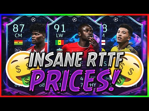 INSANE ROAD TO THE FINAL PRICE MOVEMENTS! WINTER REFRESH SBC?! FIFA 20 Ultimate Team