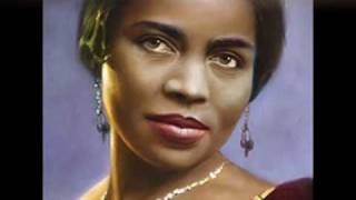 Great Black Singer: Marian Anderson - Softly Awakes My Heart, 1935