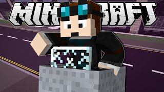Minecraft | DRIVEABLE MINECARTS!! (Cars, Elevators, Platforms & More!) | One Command Creation