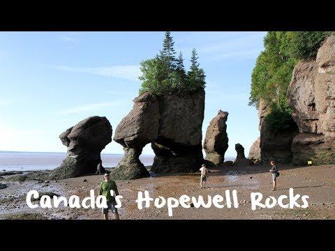 Hopewell Rocks (New Brunswick, Canada)