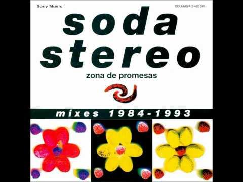 Soda Stereo - Soda Stereo - Nada Personal (Remix) [Album: Zona de Promesas (Mixes 1984-1993) - 1993] [HD]