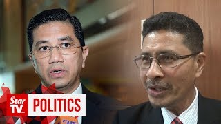 Best that Azmin take leave, says PKR man
