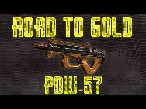 BO2: Road To Gold - (PDW-57)