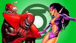 Top 5 Best Green Lantern Villains