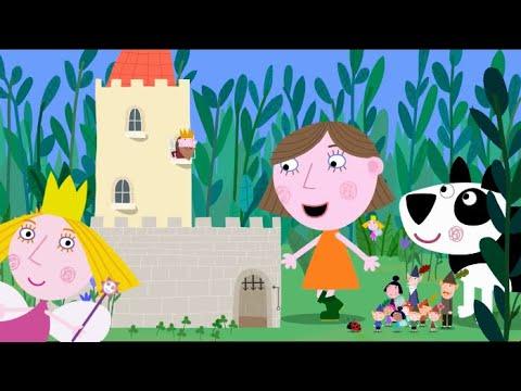 Маленькое королевство Бена и Холли - 🧚на русском | Башня эльфов | Сезон 1, Серия 46🧚