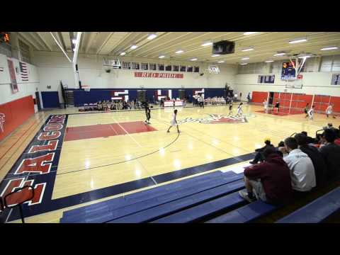 DHARINI RAMASWAMI 2013 Varsity Basketball Highlights