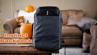 The most Innovative Backpack!   Instinct Backpack Review