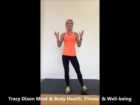 Tracy's Tabata #1 for Fatloss & boosted aerobic Fitness