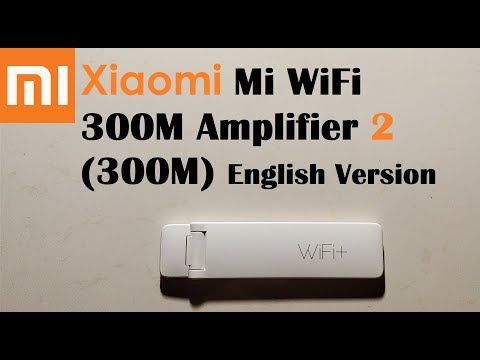 Xiaomi Mi WiFi 300M Amplifier 2 English Version Unboxing ,Review and Setup thumbnail