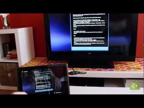 Usando la salida HDMI de un móvil o tablet Android   4ndroid.com