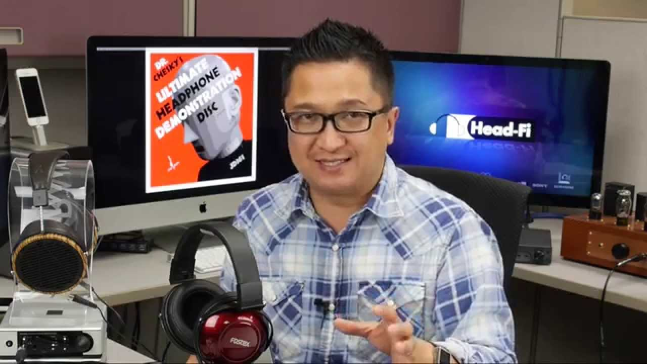 Dr Chesky The Ultimate Headphone Demonstration Disc