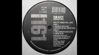 Heavytimes Productions ‎- Heavy Vibes Vol. One 1993