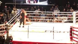 Brandon's second mma fight(round2)