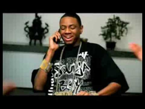 Soulja Boy Ft. Sammie - Kiss Me Thru The Phone [official Music Video] video