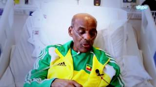 Seifu on Ebs Interviewee with Olympic gold medalist Mirts Yifter