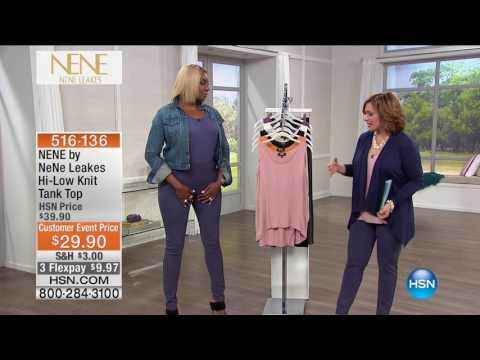 HSN | NeNe Leakes Fashions 05.18.2017 - 10 AM