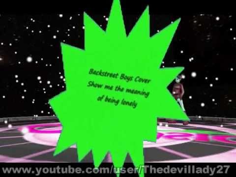 Lady Devilish-Show me the meaning (Backstreet Boys Cover) +Lyrics...