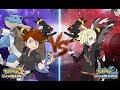 Pokemon Ultra Sun and Ultra Moon: Gary Vs Gladion (Old School Vs New Rival)