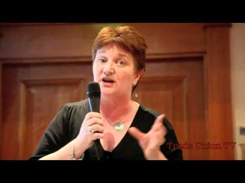 Left Unity Conference: Dr. Mary Murphy NUI Maynooth