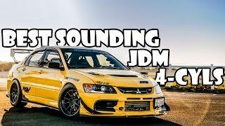 10 Best Sounding JDM 4 Cylinder Engines