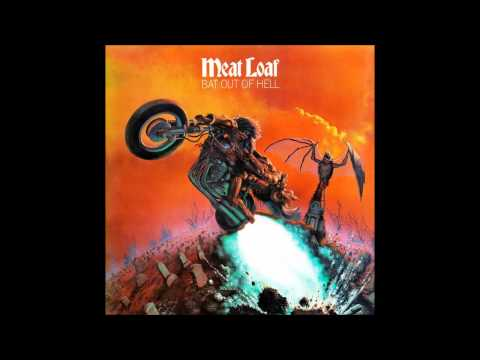 Two Out Of Three Ain't Bad - Meat Loaf (vinyl) video