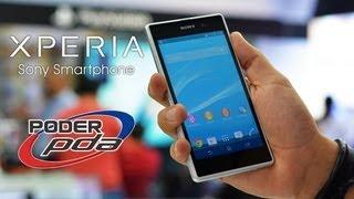 Sony Xperia® Z1 - Presentación en México(País) (Español Full-HD)