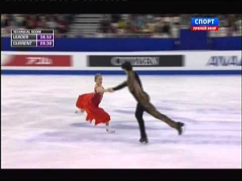 World Figure Skating Championships 2015. SD. Kaitlyn WEAVER / Andrew POJE