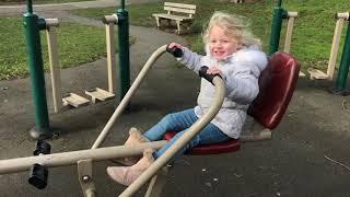 Outdoor gym - Colchester Castle Park