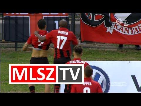 Budapest Honvéd – Újpest FC | 2-1 (0-1) | OTP Bank Liga | 5. forduló | 2017/2018 | MLSZTV - kattintson a lejátszáshoz!