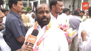 TRS Leader Gajjala Nagesh Wishes to KTR | Working Committee President | TRS Party