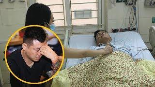 Tuấn Hưng nhập viện thở oxy vì suy nhược cơ thể sau cú sốc liveshow 4 tỷ bị hủy đột ngột..!