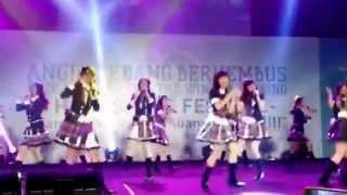 download lagu Cuplikan Jkt48 Team T Wink Wa Sankai - Angin gratis